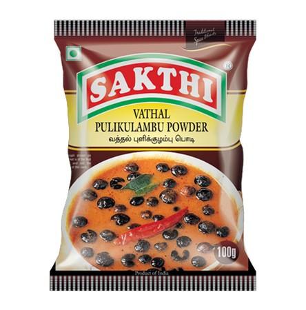 Sakthi Masala Vathal Pulikulambu Powder