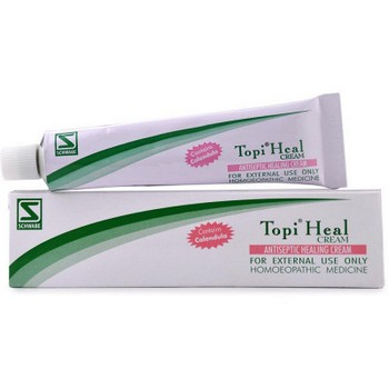 Schwabe Homeopathy Topi Heal Cream
