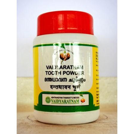 Vaidyaratnam Oushadhasala Tooth Powder