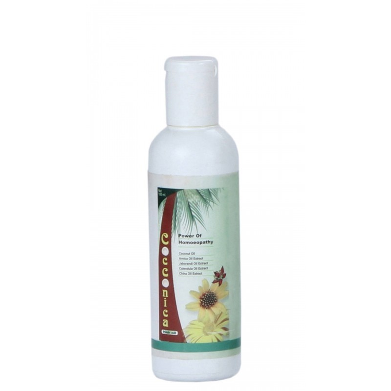 SBL Homeopathy Cocconica Hair Oil