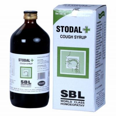 SBL Homeopathy Stodal Cough Syrup