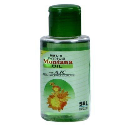 SBL Homeopathy Arnica Montana Oil