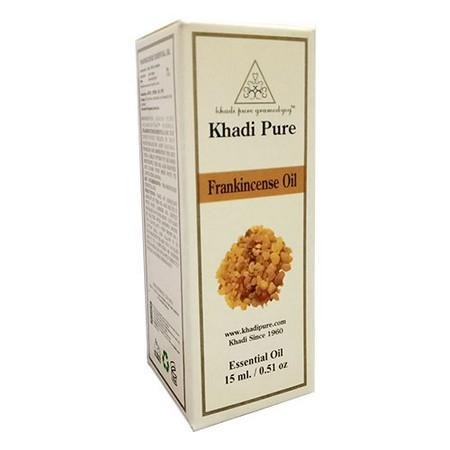 khadi Herbal Frankincense Essential Oil