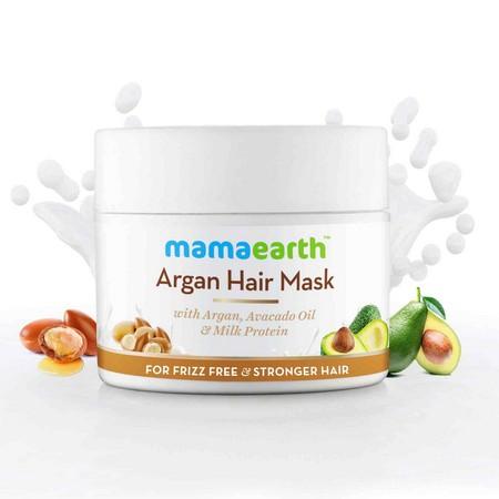 mamaearth Argan Hairfall Control Mask